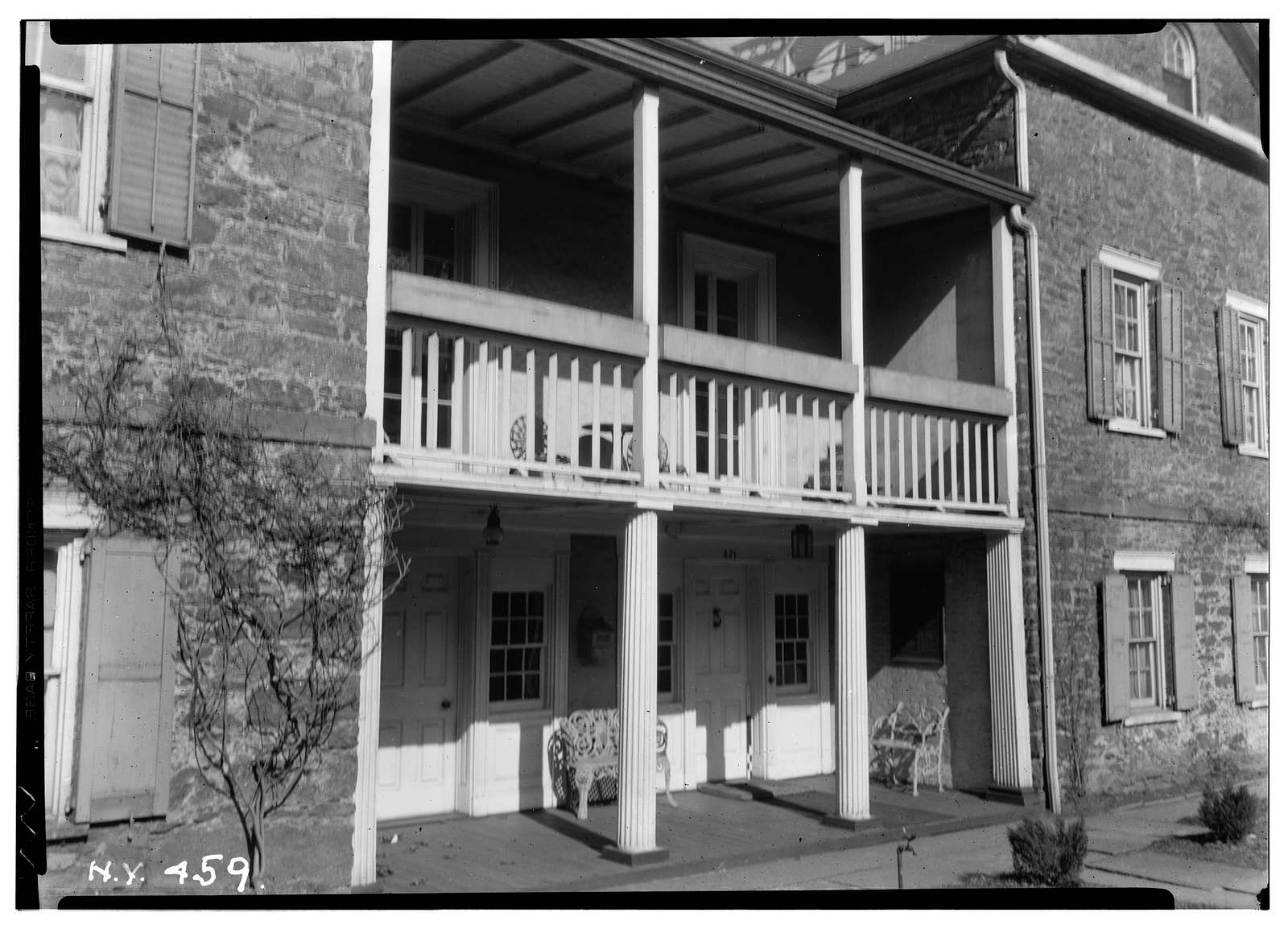 Mount Vernon Coach House & Stable, 421 East Sixty-first Street, New York, New York County, NY