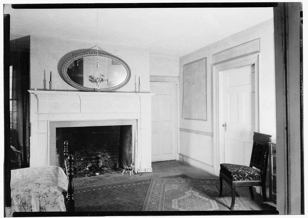 Nicholas Kipp House, 221 North Washington Avenue, Bergenfield, Bergen County, NJ