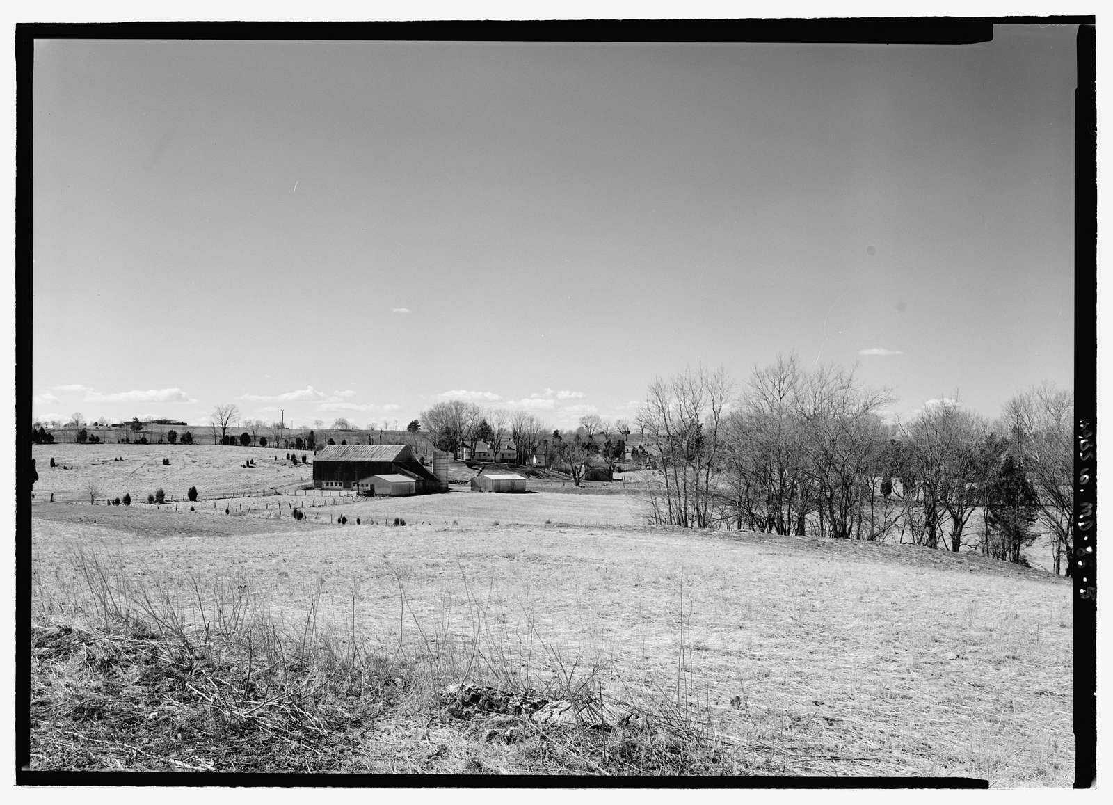 Roulette Farm, House, Sharpsburg, Washington County, MD