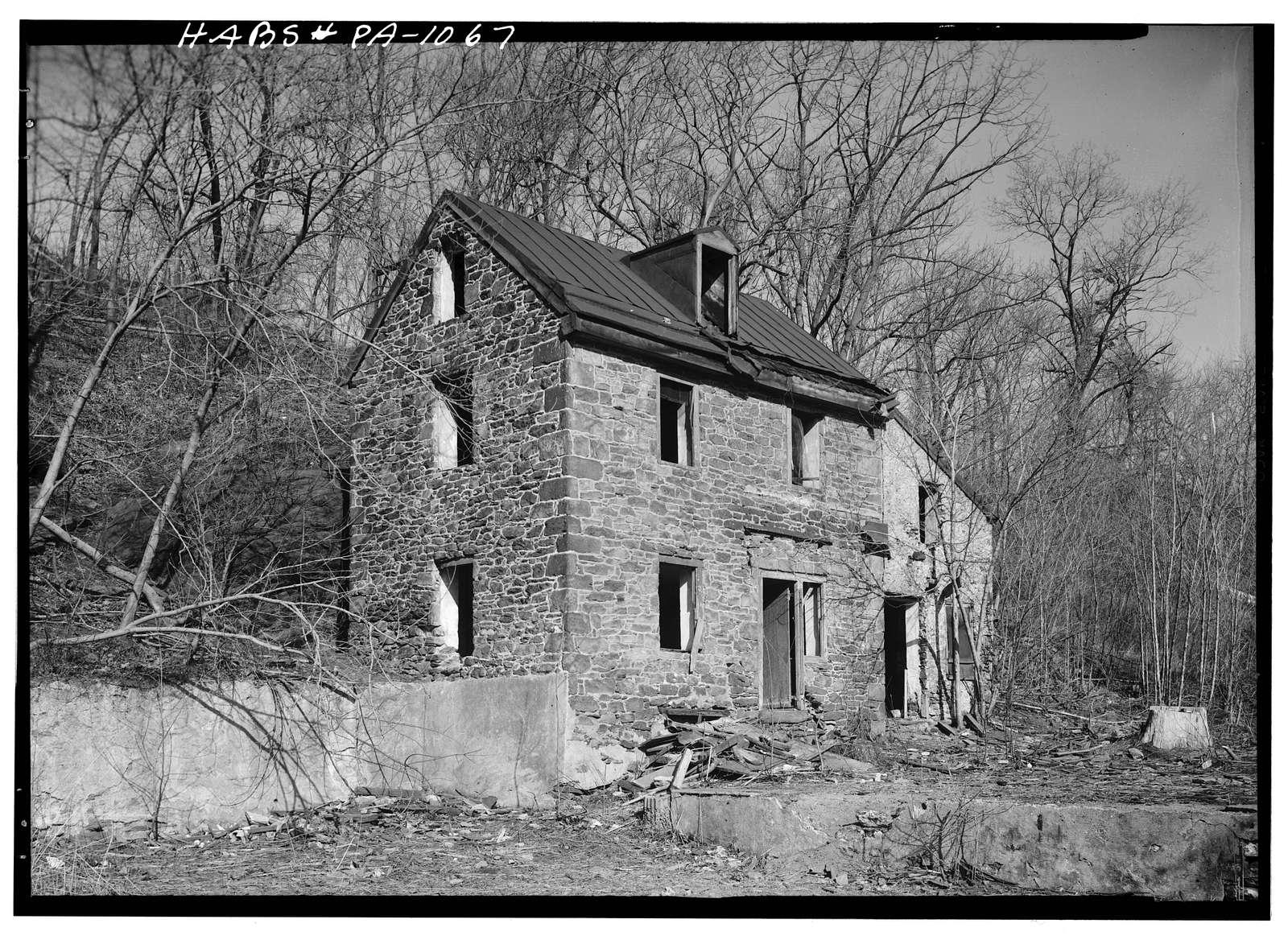 Shoomac Park, Ridge Avenue & Wissahickon Drive, Philadelphia, Philadelphia County, PA