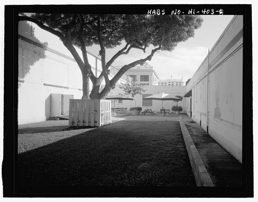 U.S. Naval Base, Pearl Harbor, Gymnasium & Theater, Neville Way, Pearl City, Honolulu County, HI