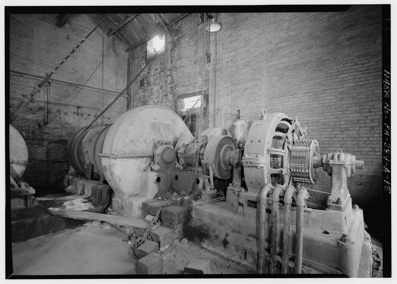 U.S. Steel Edgar Thomson Works, Blast Furnace Plant, Along Monongahela River, Braddock, Allegheny County, PA