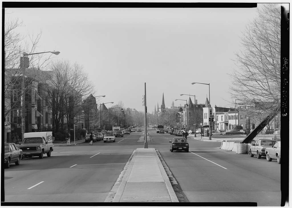 Vermont Avenue, Washington, District of Columbia, DC