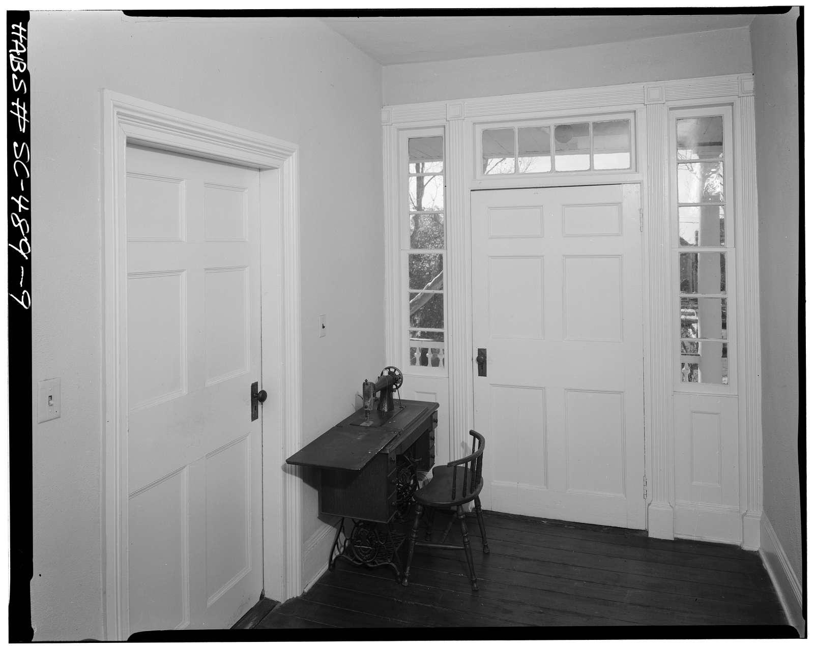 W. J. Jenkins House, 901 Craven Street, Beaufort, Beaufort County, SC