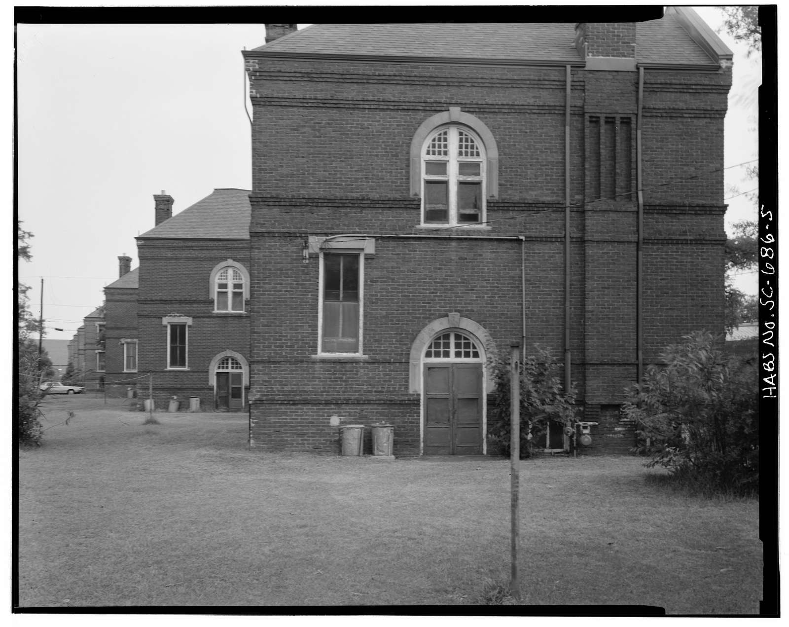 William Enston Home, 900 King Street, Charleston, Charleston County, SC