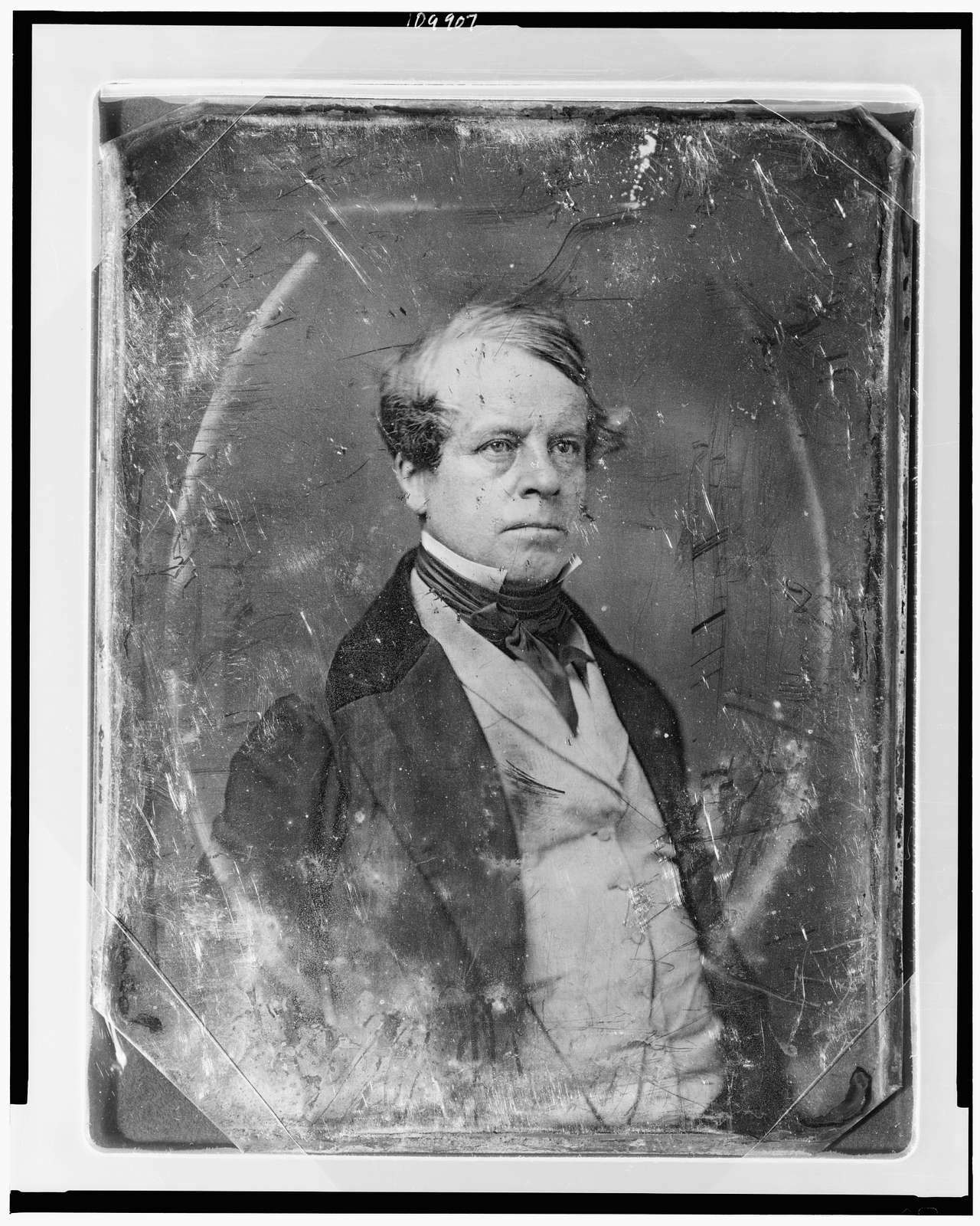 [William Kent, half-length portrait, three-quarters to the right, wearing white waistcoat]