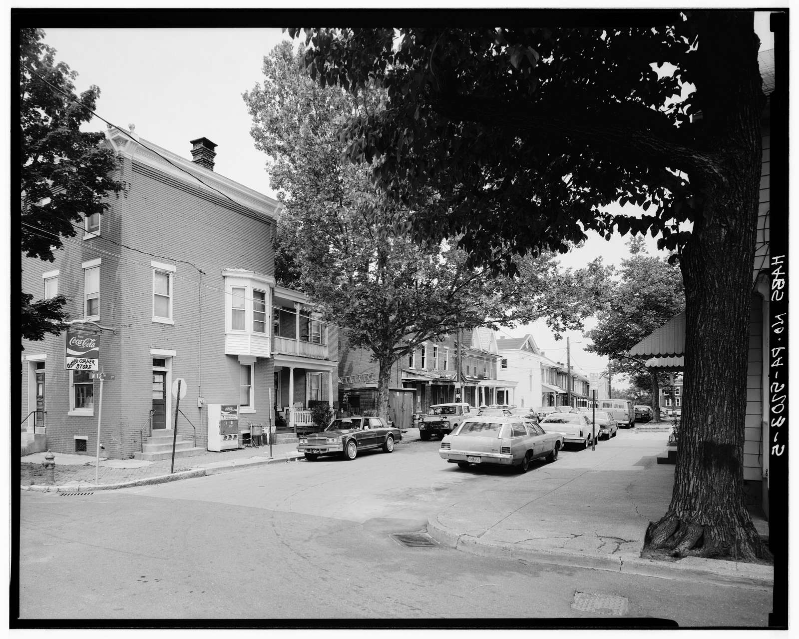 Allison Hill (Houses), State, Berryhill, Crescent, Royal Terrace & Seventeenth Streets, Harrisburg, Dauphin County, PA