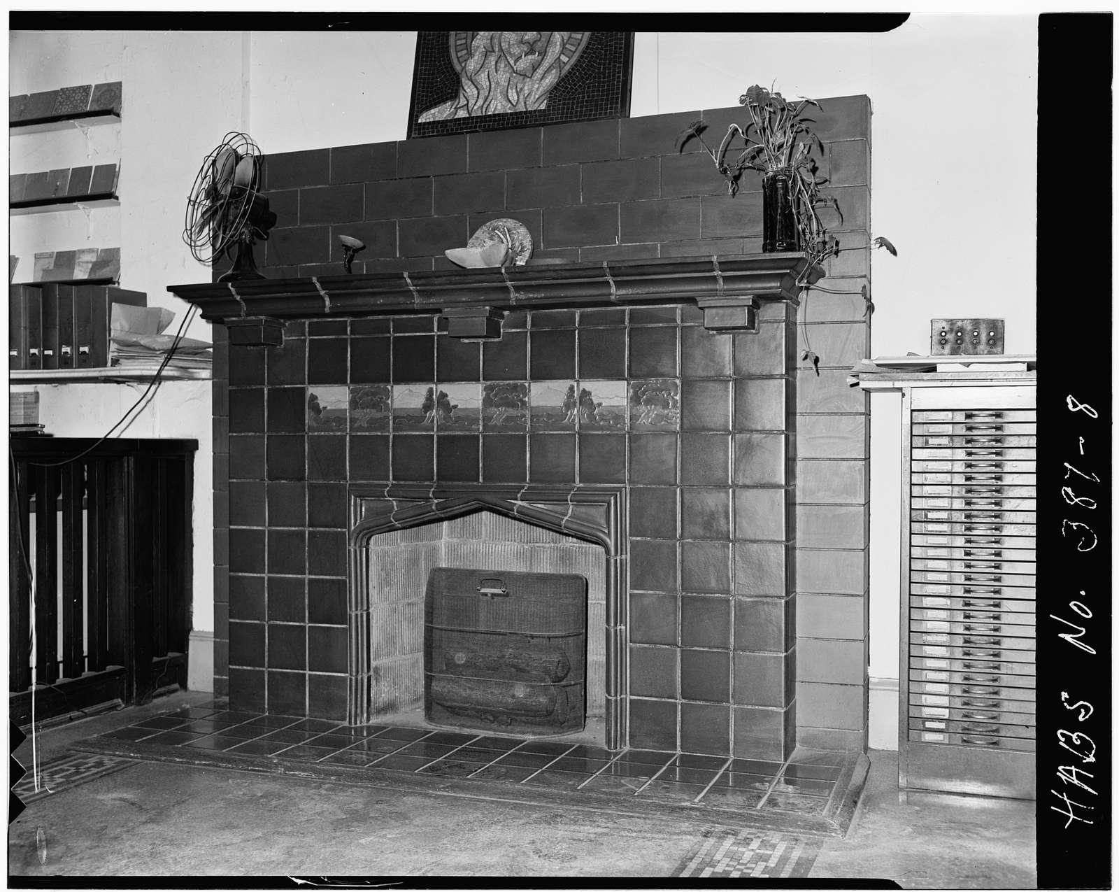 American Mosaic Company Building, 912 I Street Northwest, Washington, District of Columbia, DC
