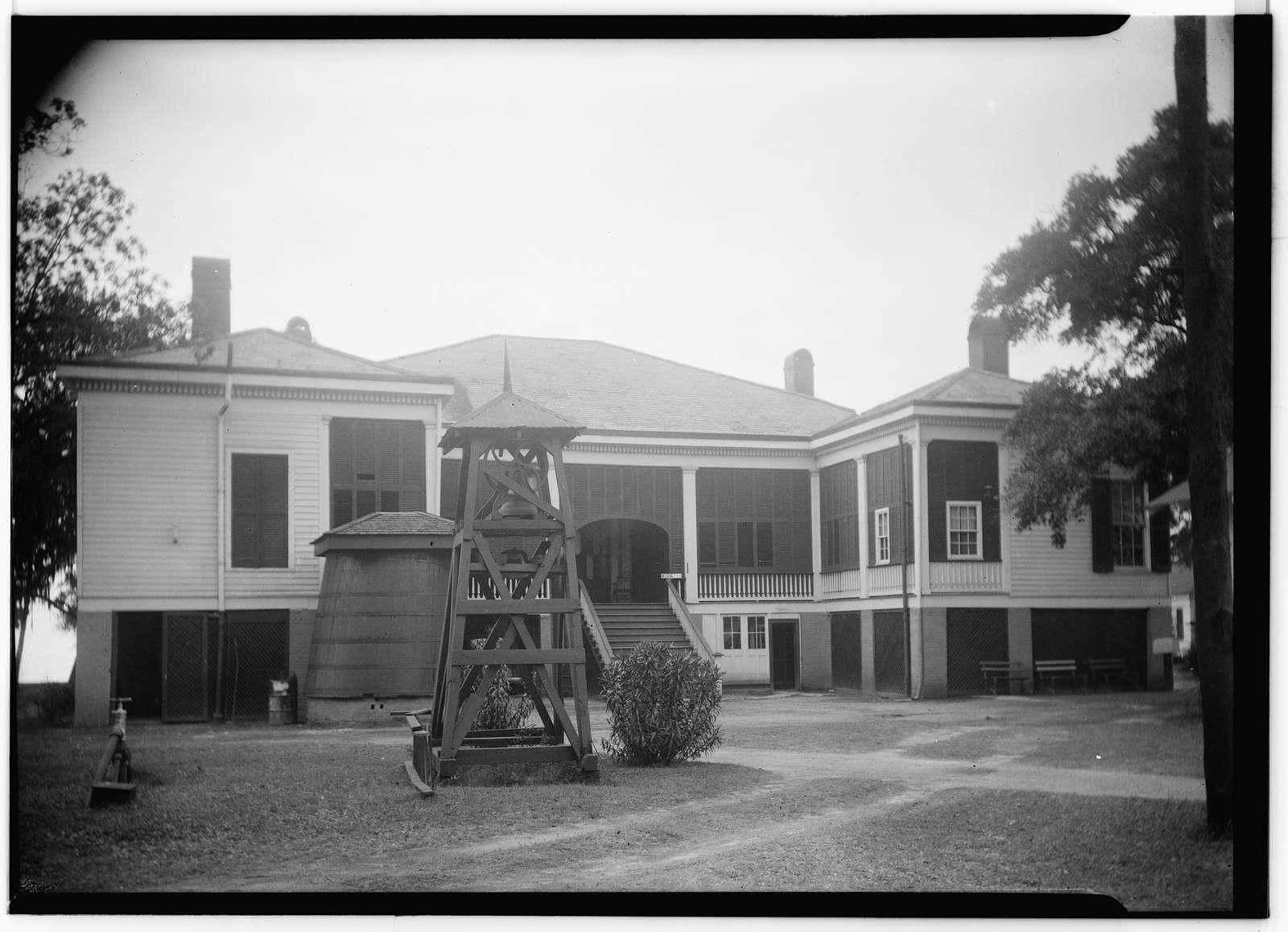 Beauvoir, 200 West Beach Road, Biloxi, Harrison County, MS