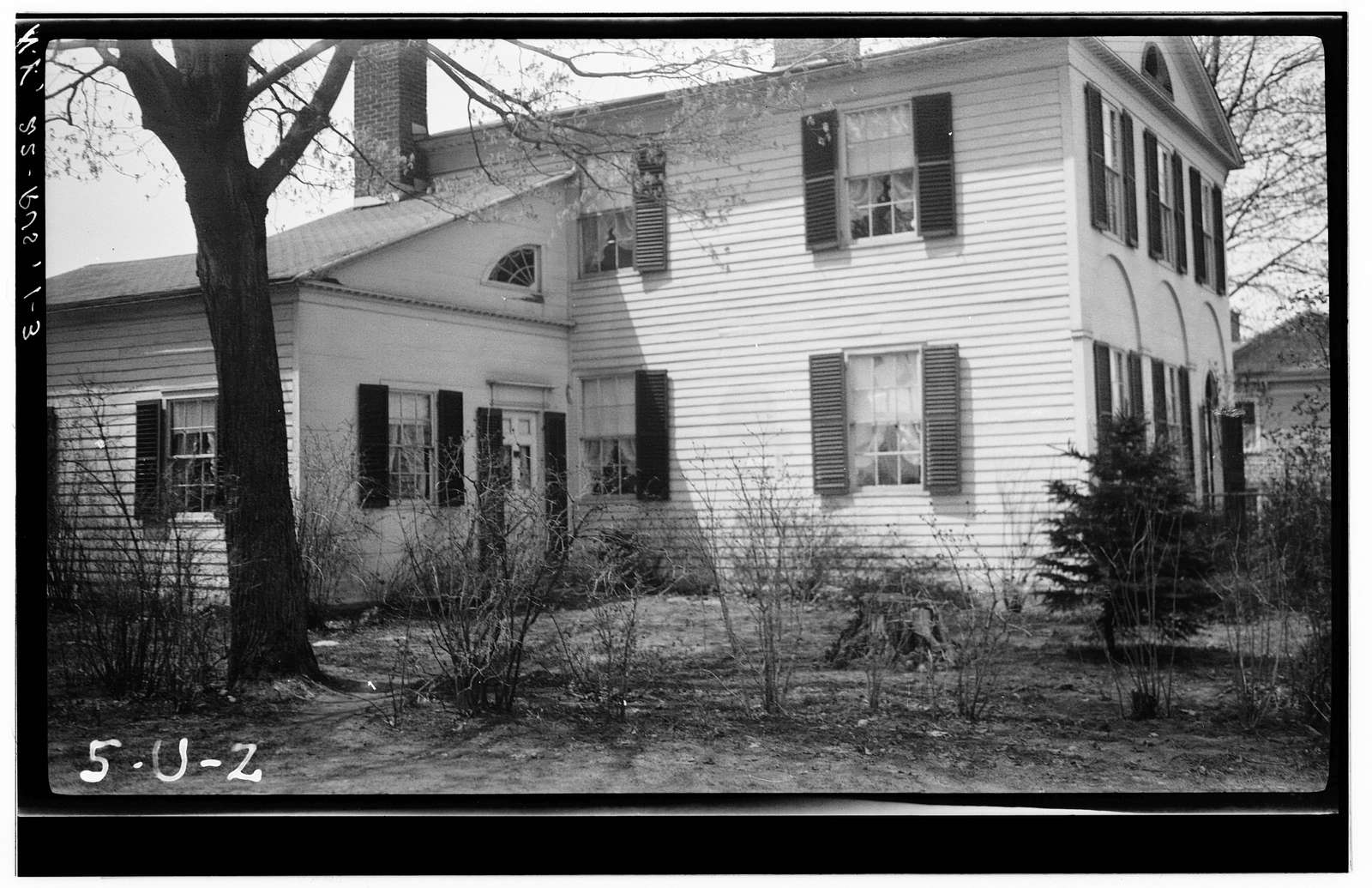 Butler House, State Road, Russia, Herkimer County, NY