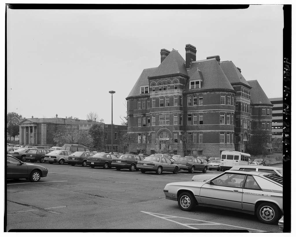 Columbian School, 3415 Harvey Avenue, Cincinnati, Hamilton County, OH