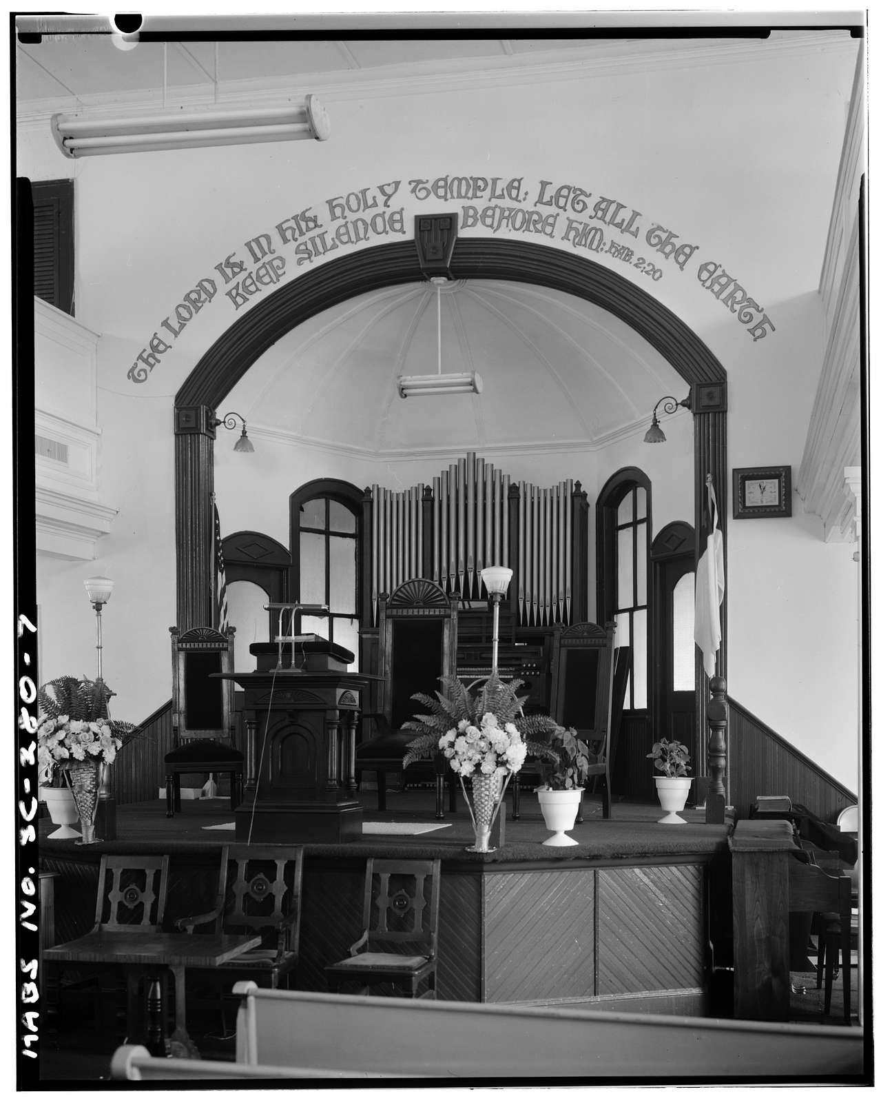 First African Baptist Church (circa 1865), 601 New Street, Beaufort, Beaufort County, SC