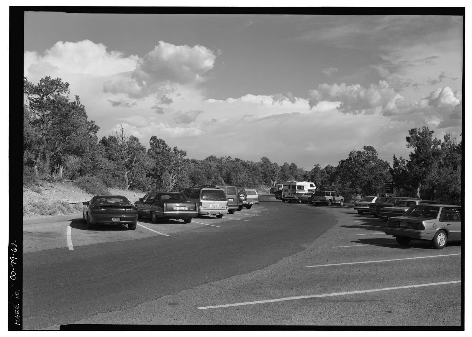 Mesa Verde National Park Main Entrance Road, Cortez, Montezuma County, CO