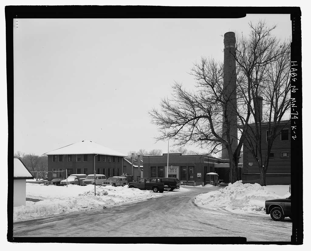 Minnesota Veterans' Home Complex, Power House, 5101 Minnehaha Avenue, South, Minneapolis, Hennepin County, MN