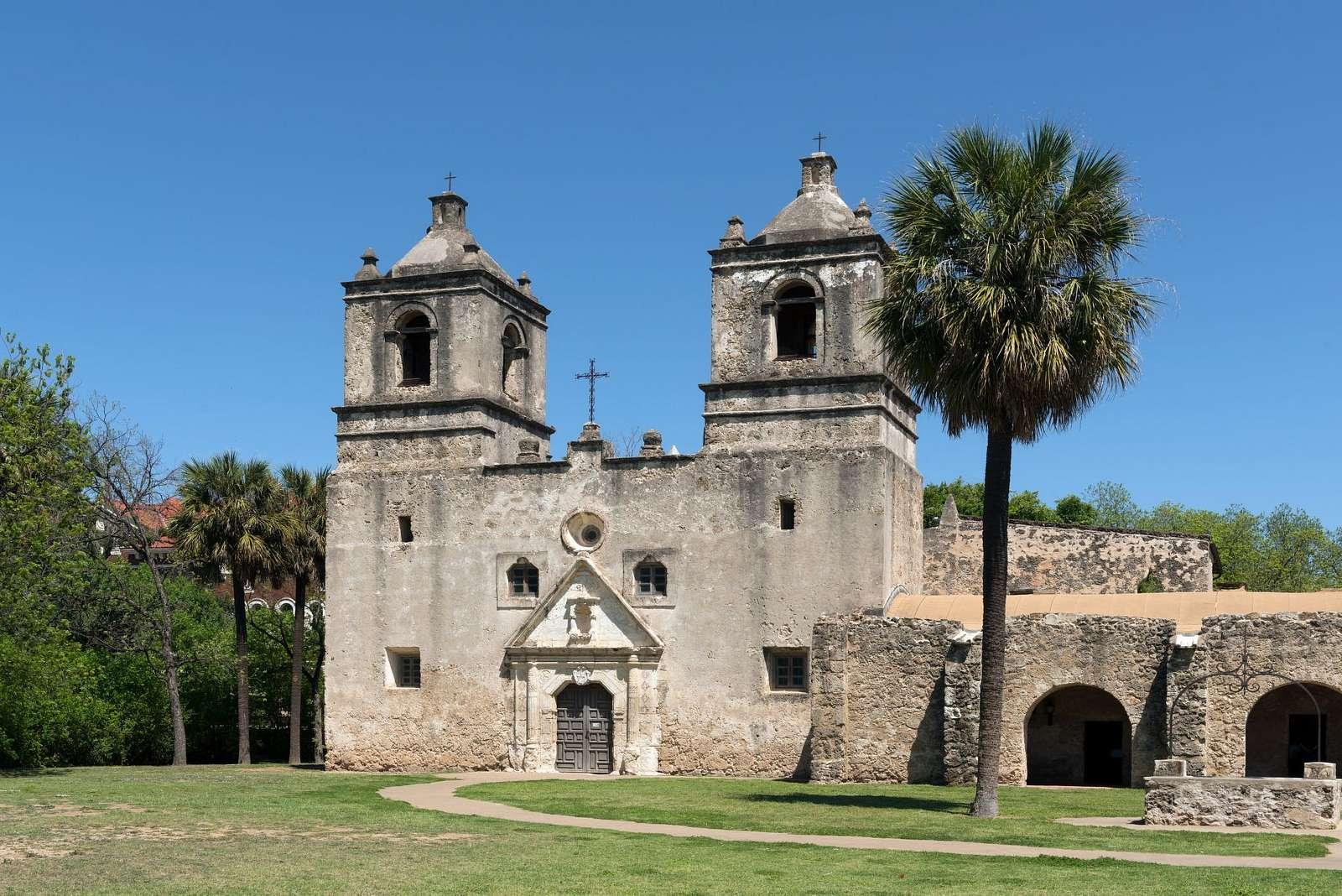 "Mission Nuestra Senora de la Purisima Concepcion de Acuna, better known as simply ""Mission Concepcion"" today, is one of four surviving Spanish missions in San Antonio, Texas"