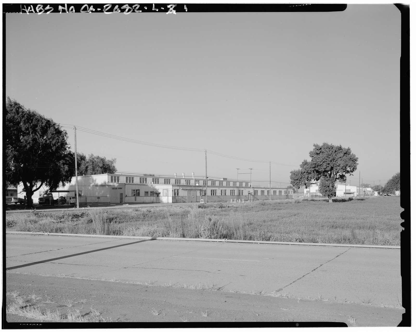 Naval Supply Annex Stockton, Box Factory, Between Fyffe & Davis Avenues & Daly & Maas Drives, Stockton, San Joaquin County, CA