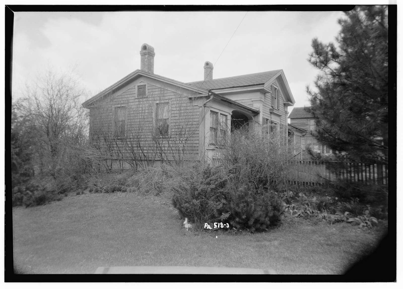 Quinn House, Pleasantville, Venango County, PA