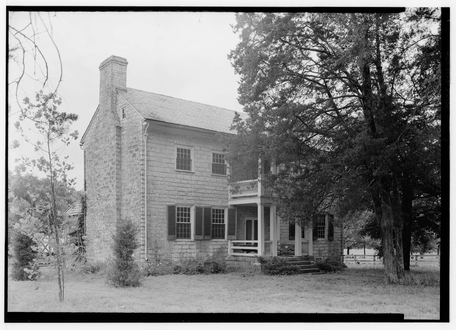 Rock Castle, Indian Lake Road (Berry Lane), Hendersonville, Sumner County, TN