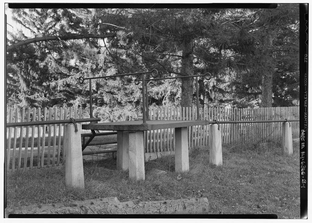 Shaker Second Family, Carriage Block, Shaker Road, New Lebanon, Columbia County, NY