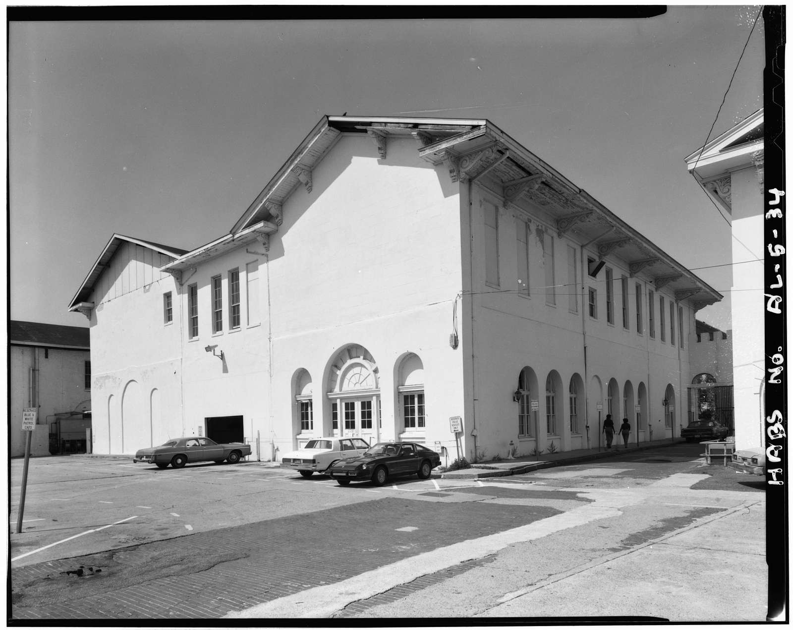 Southern Market & Municipal Building, 107-115 South Royal Street, Mobile, Mobile County, AL