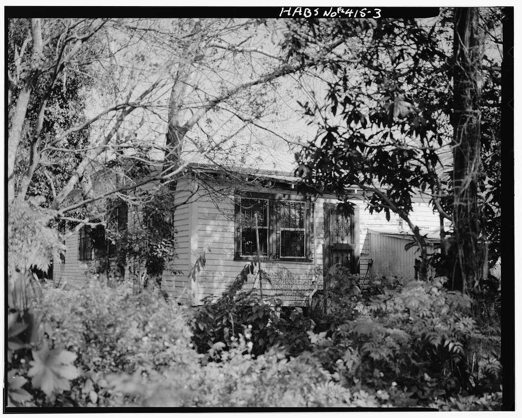 1709 East Fifteenth Avenue (House), Tampa, Hillsborough County, FL