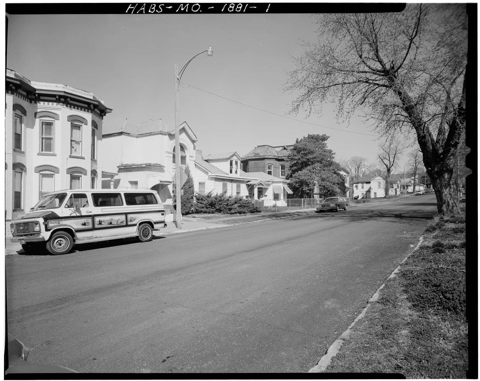 806-808 South Eleventh Street (House), 806-808 South Eleventh Street, Saint Joseph, Buchanan County, MO