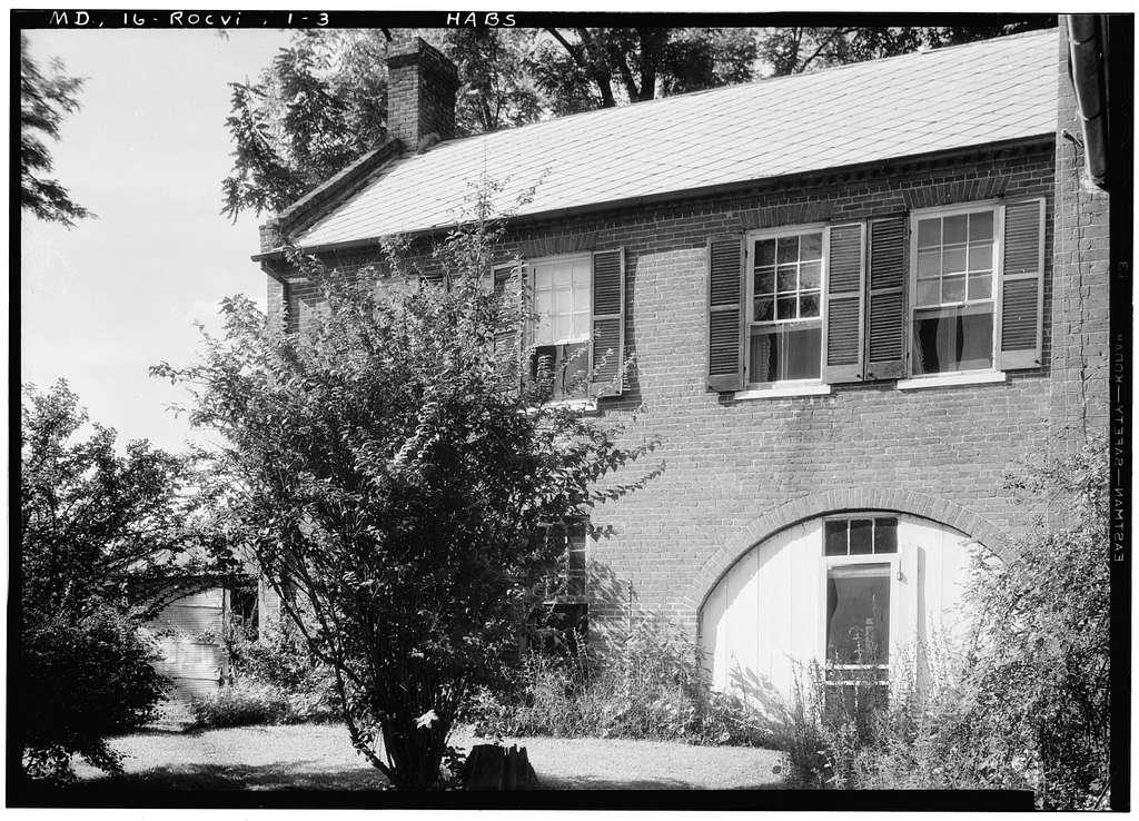 Beallmont, 103 West Montgomery Avenue, Rockville, Montgomery County, MD