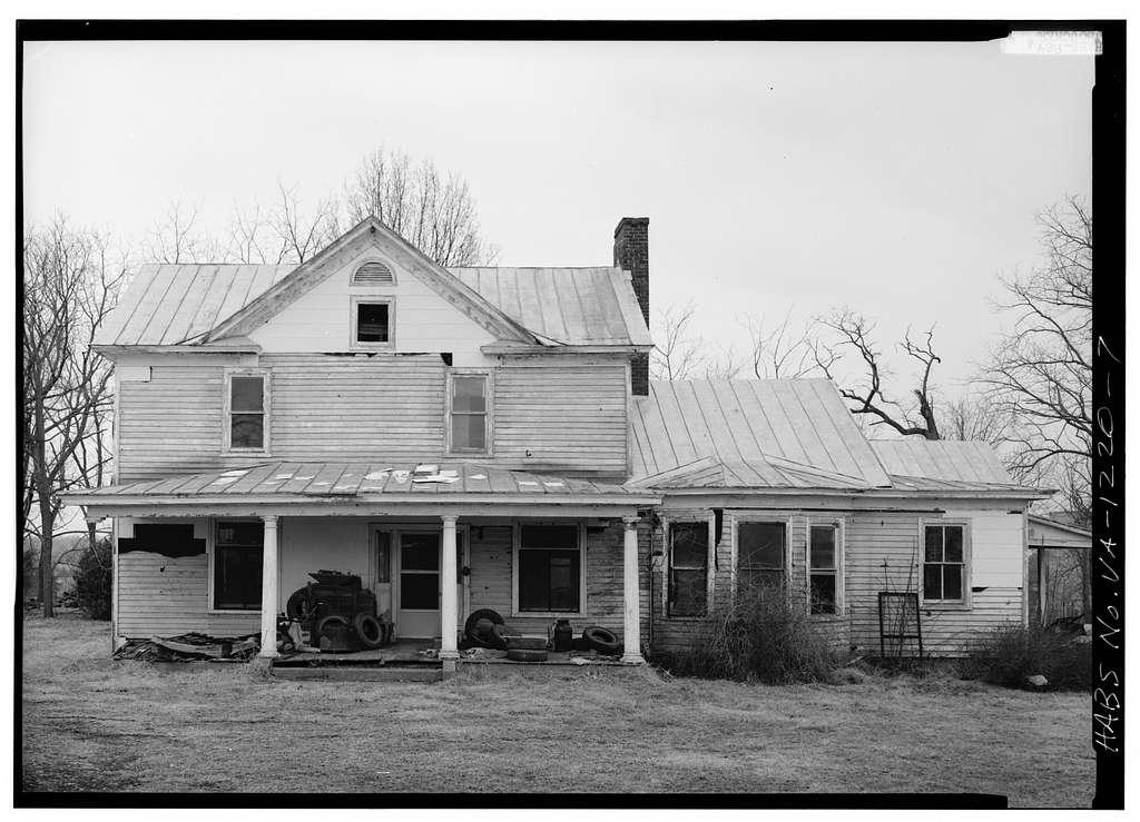 Burnley Farm, Route 15 vicinity, Gordonsville, Orange County, VA