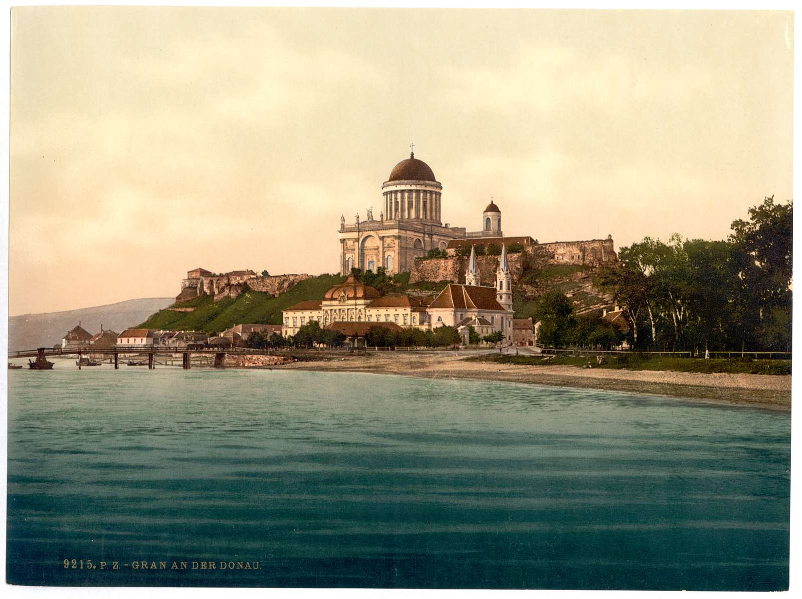 [Gran, (i.e., Esztergom), Hungary, Austro-Hungary]