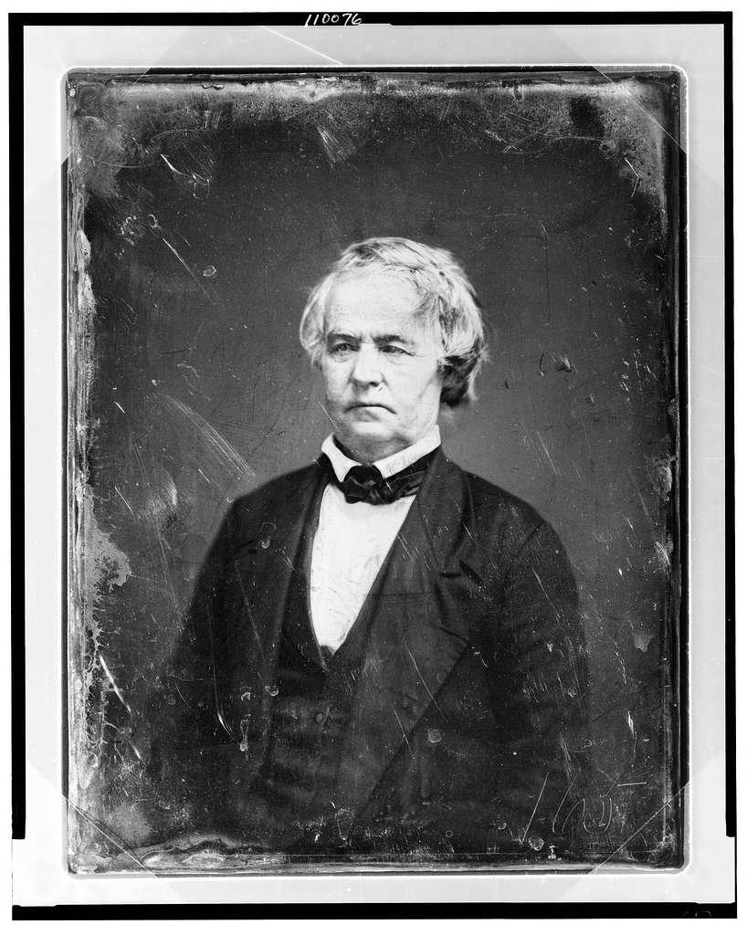 [Joseph Vance, half-length portrait, slightly to the left]