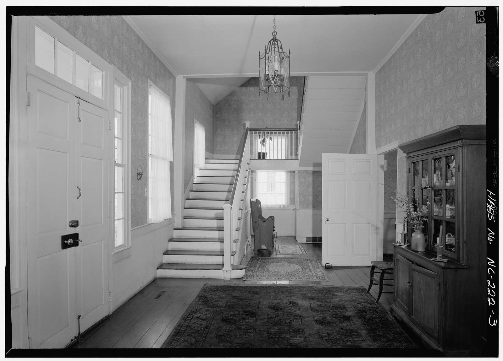 Palmer House, 173 West Margaret Lane, Hillsborough, Orange County, NC