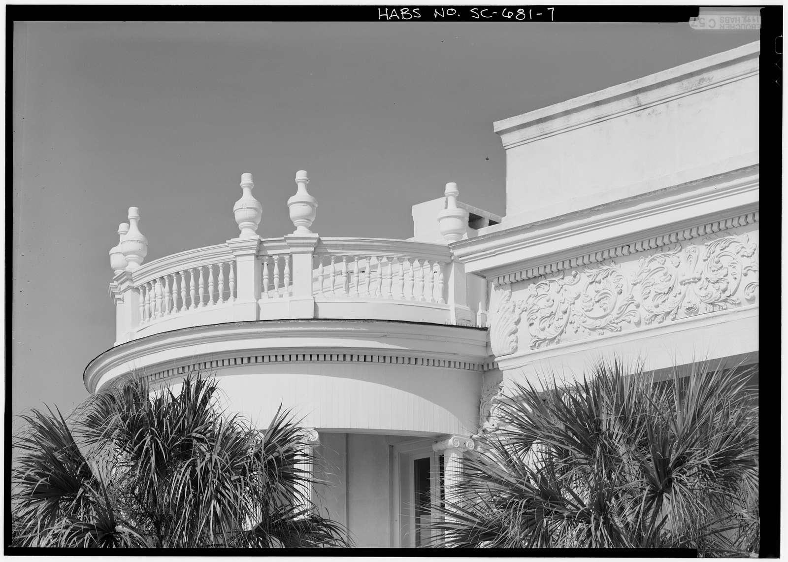 Porcher-Simonds House, 29 East Battery Street, Charleston, Charleston County, SC