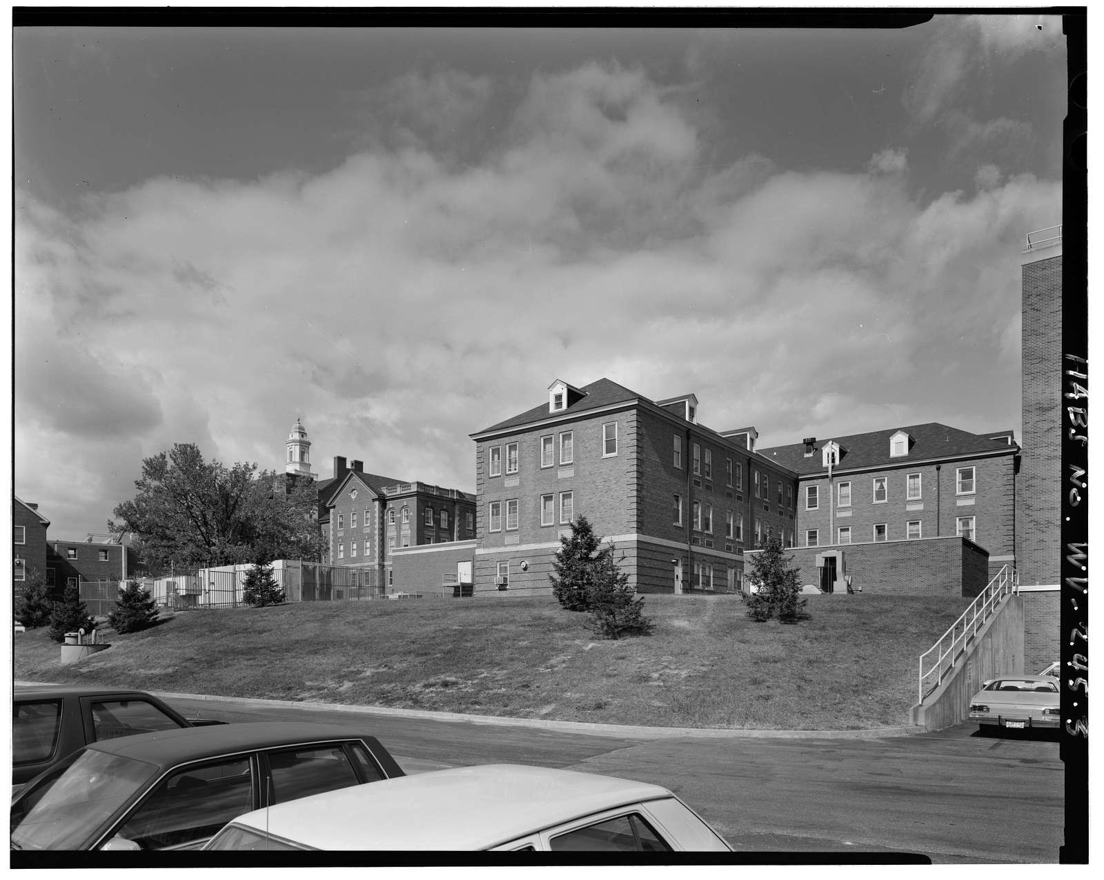 Veterans Administration Medical Center, Spring Valley Drive, Huntington, Cabell County, WV