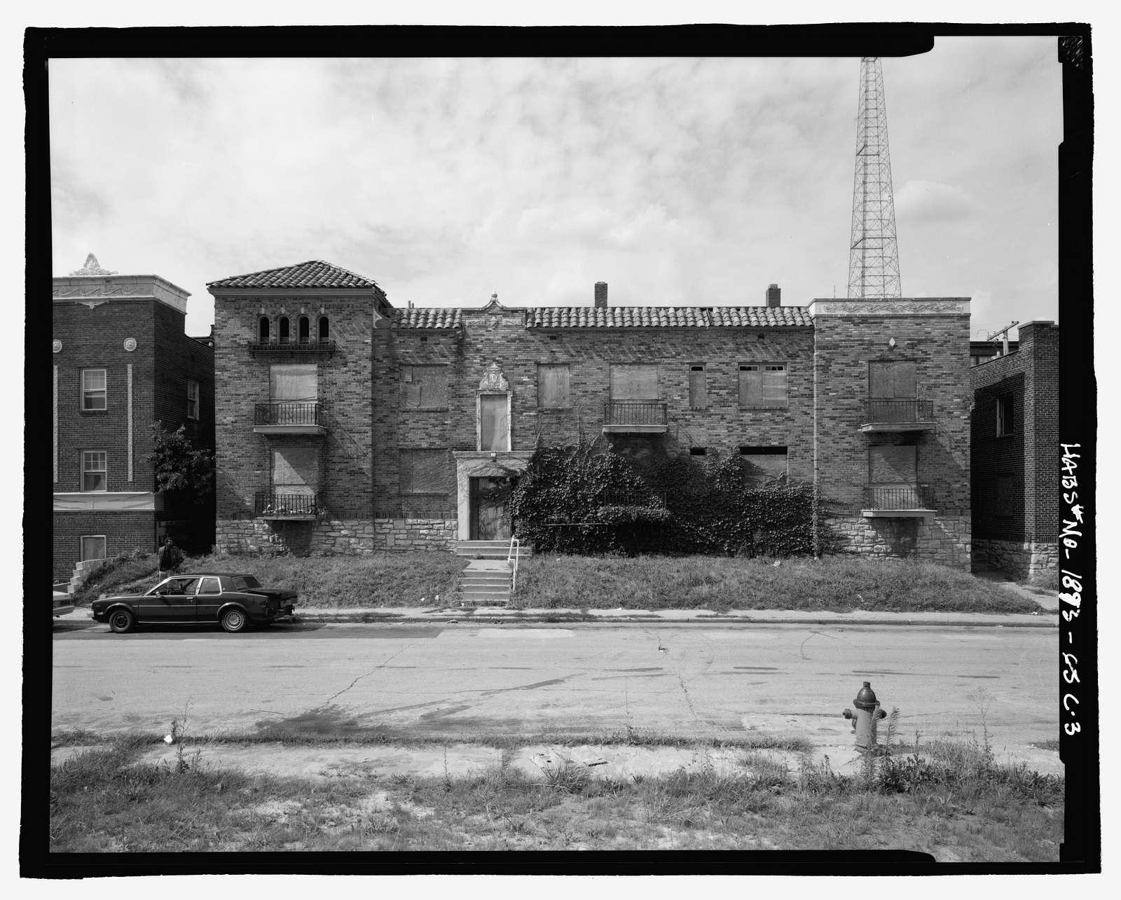 Warner Plaza, 12 Warner Plaza, Kansas City, Jackson County, MO