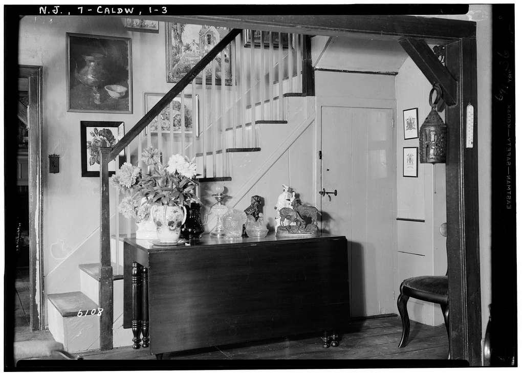 Lane-Cory House, 633 Bloomfield Avenue, West Caldwell, Essex County, NJ