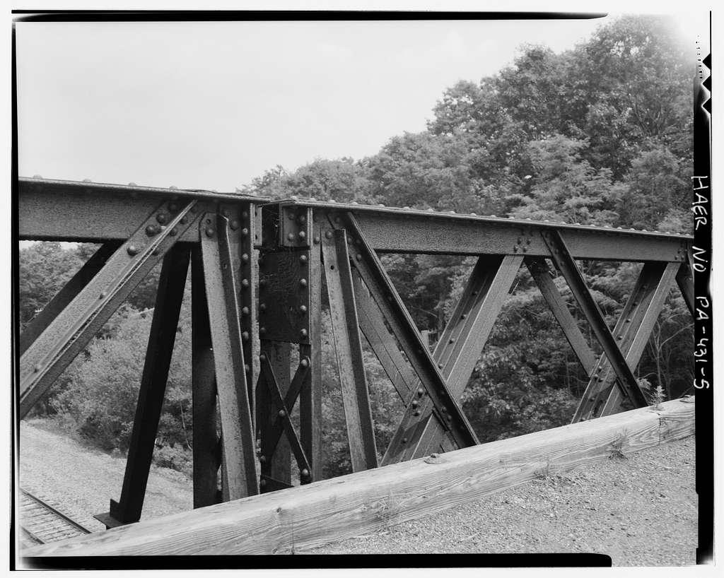 Mount Pocono Bridge, Fairview Avenue, over Delaware, Lackawanna & Western Railroad, Mount Pocono, Monroe County, PA