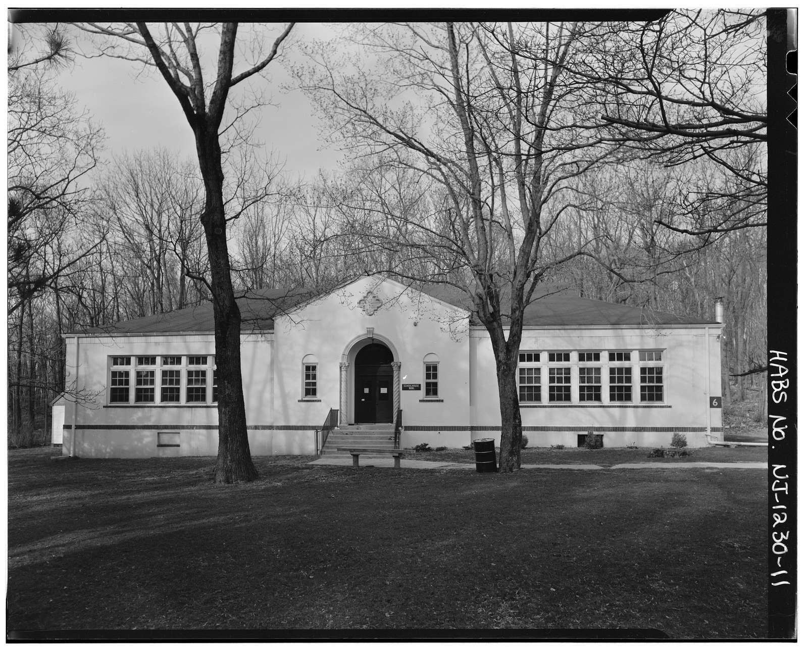 New Jersey State Tuberculosis Sanatorium, Sanatorium Road, 1 mile east of intersection of Main Street & Sanitorium Road, Glen Gardner, Hunterdon County, NJ