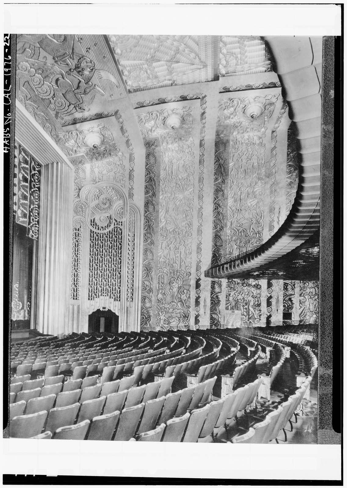 Paramount Theatre, 2025 Broadway, Oakland, Alameda County, CA