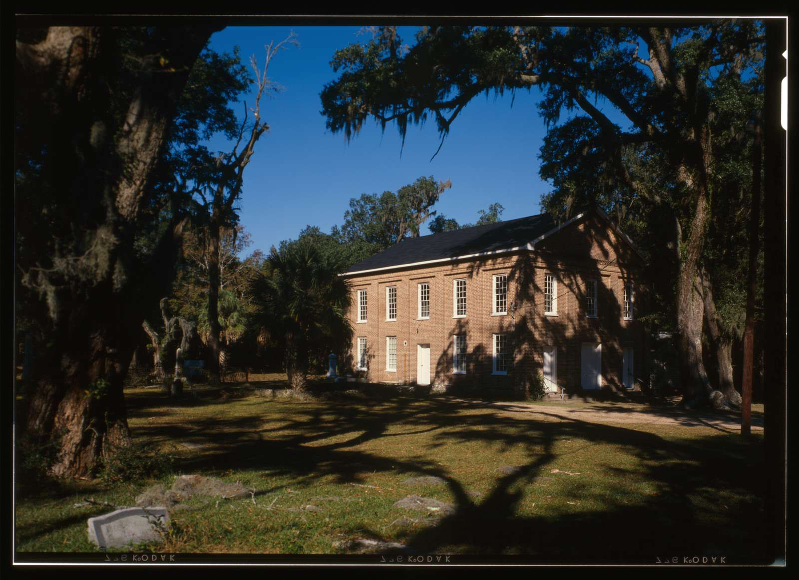 Penn School Historic District, Brick Church, SC Route 37, 1 mile South of Frogmore, St. Helena Island, Frogmore, Beaufort County, SC