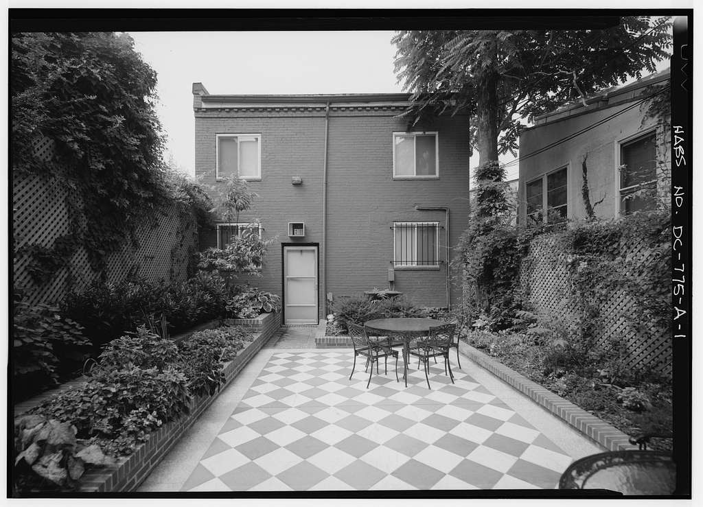 1318 Vermont Avenue, Northwest, Carriage House, Washington, District of Columbia, DC