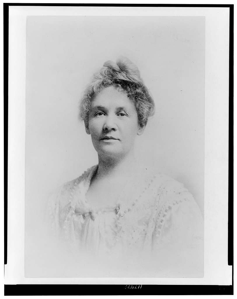 [Alice Brown, head-and-shoulders portrait, facing front]