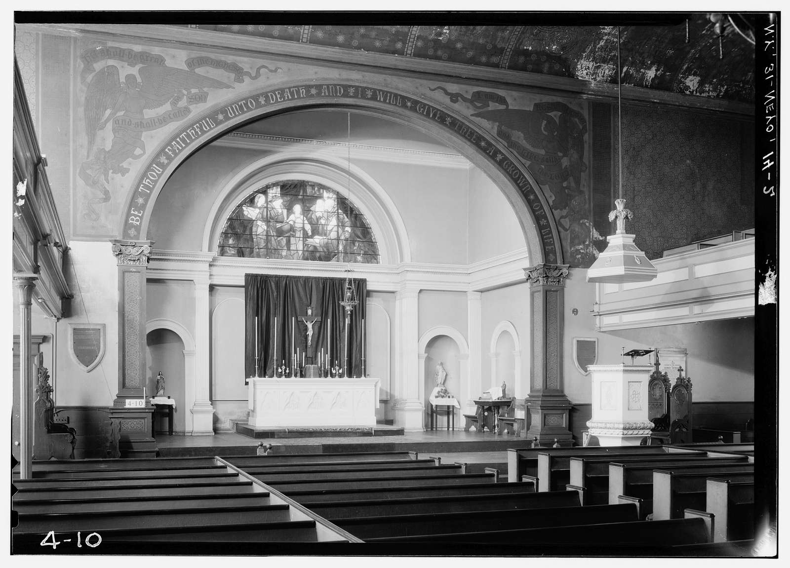 All Saint's Church, 286-290 Henry Street, New York, New York County, NY