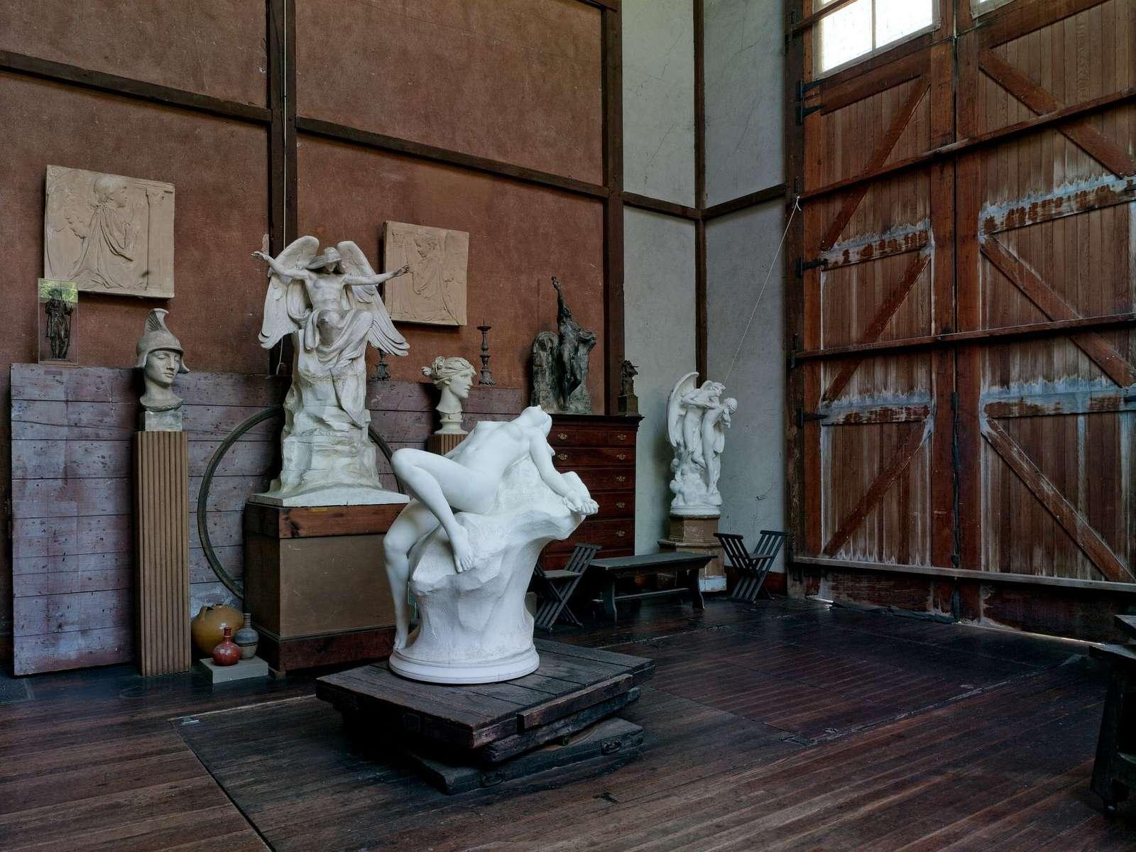 Chesterwood, Daniel Chester Wood's studio, Stockbridge, Massachusetts