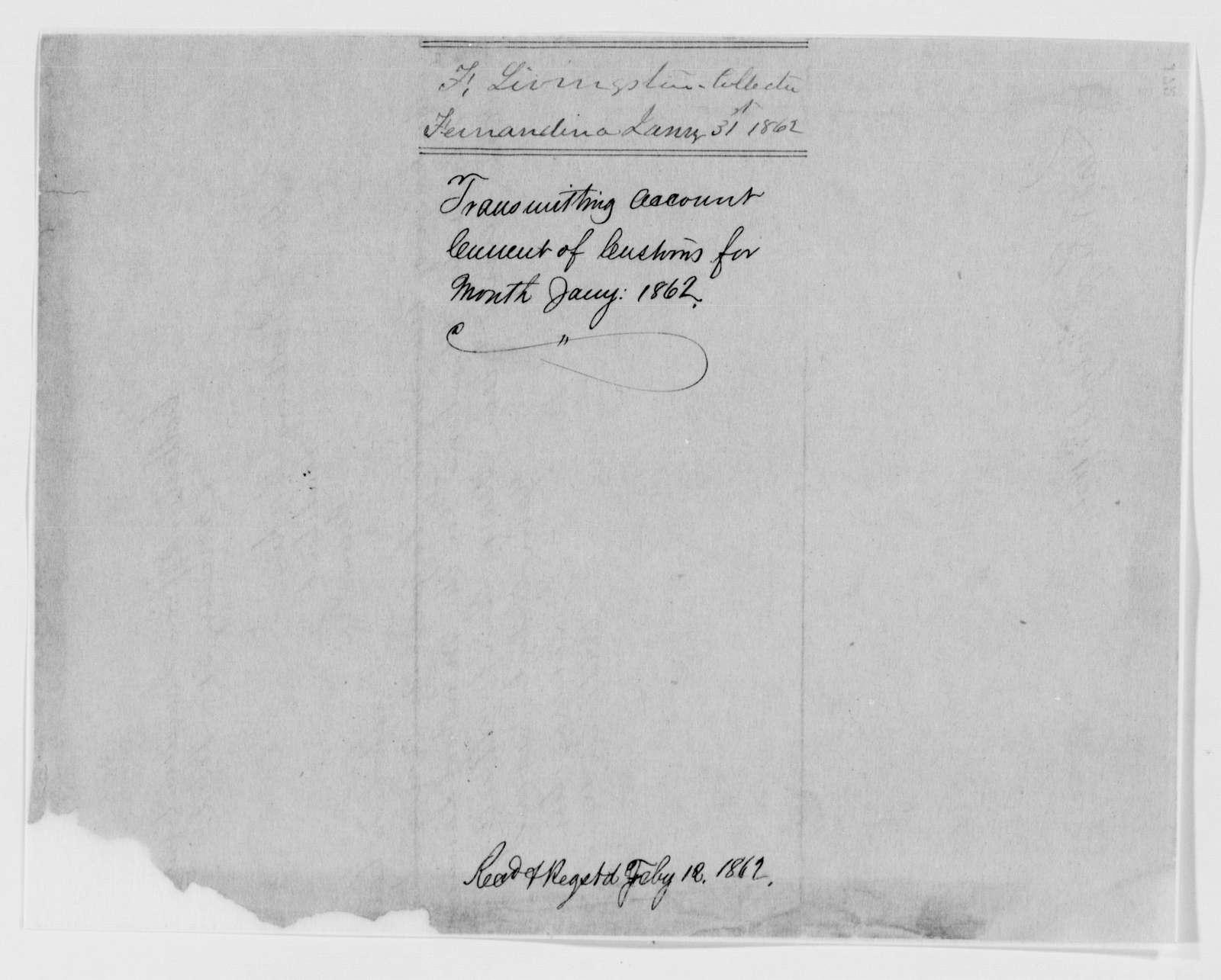 Confederate States of America records: Microfilm Reel 40