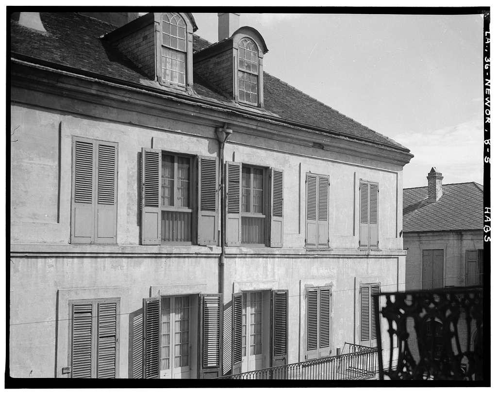 Girod House, 500-506 Chartres Street, New Orleans, Orleans Parish, LA