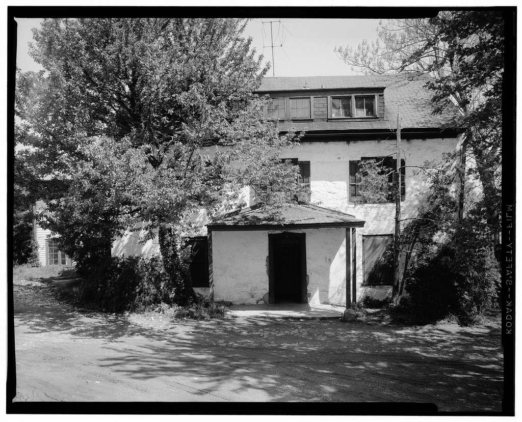 Nantmell Hall, Lancaster Pike, Radnor-Chester Road vicinity (Radnor Township), Radnor, Delaware County, PA