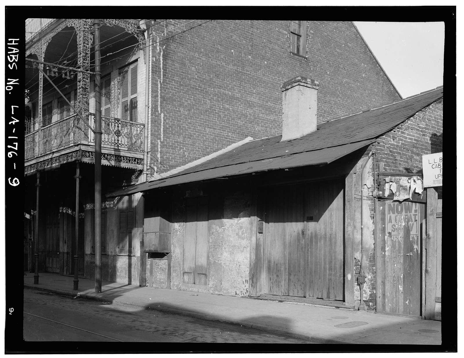 Royal Street (Commercial Buildings), New Orleans, Orleans Parish, LA