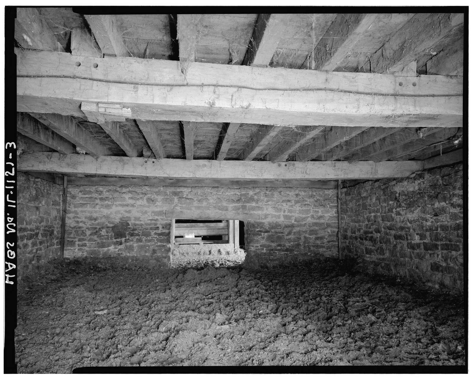Rutherford Barn, East Hansel Road, Minooka, Grundy County, IL