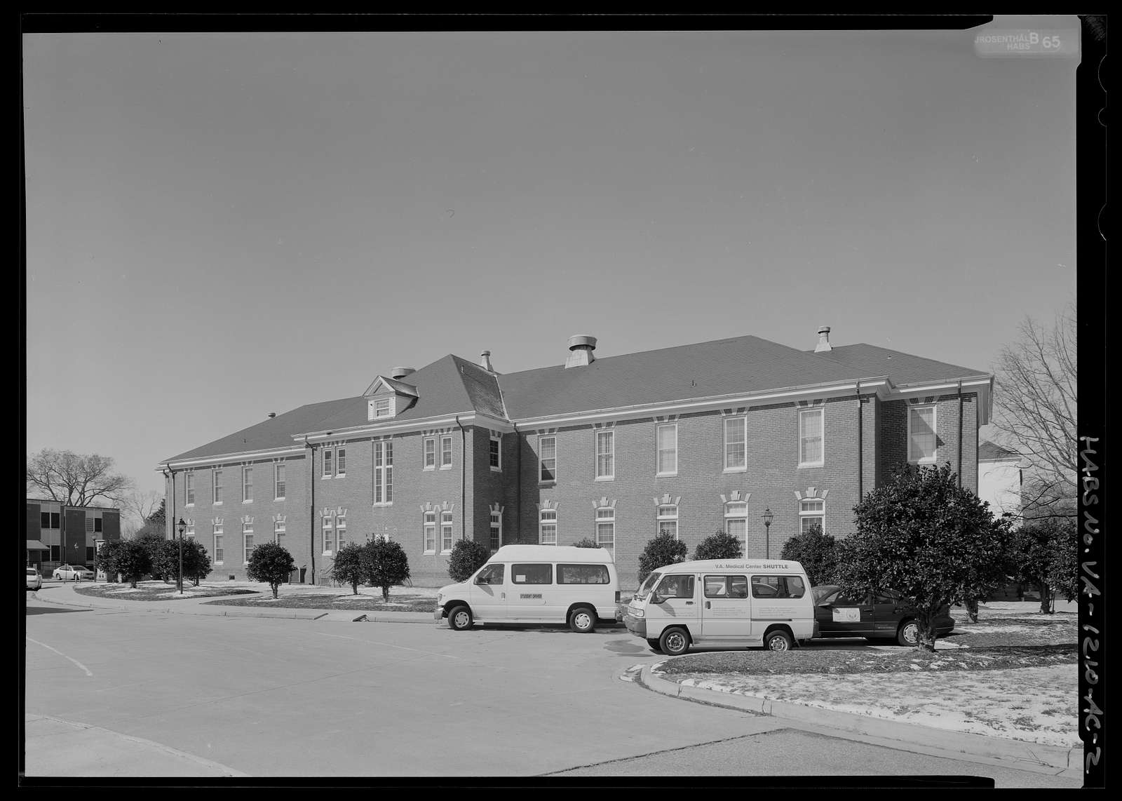 Southern Branch of the National Home for Disabled Volunteer Soldiers , Building 66, 100 Emancipation Drive, Hampton, Hampton, VA