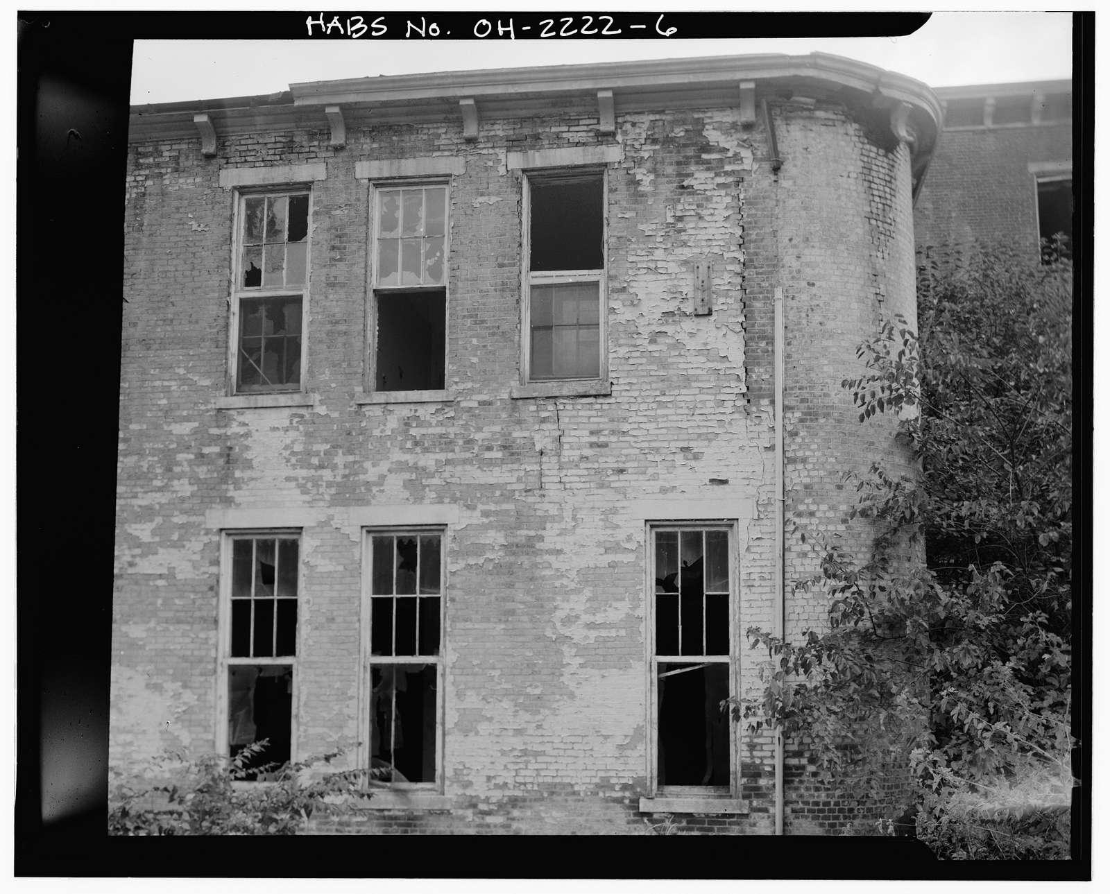 Southern Ohio Lunatic Asylum, 2335 Wayne Avenue, Dayton, Montgomery County, OH